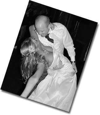 Wedding Dance Lean in routine